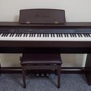 【電子ピアノ】2014年製 カシオPX760NB (高低椅子付)✨