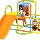 【受付終了】アンパンマンのジャングルジム&滑り台