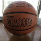 中古バスケットボール