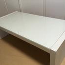テーブル(ガラス天板)