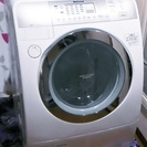 【National/ナショナル】ドラム式洗濯乾燥機・9kg☆2007年製
