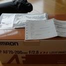 極上タムロン SP AF70-200mm F2.8 Di LD(I...