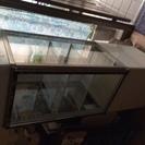 東芝4面ガラス冷蔵ショーケース SF-241GE