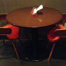 ★☆新小岩手渡し限定!カフェバー の丸テーブル