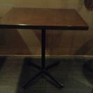 ★☆新小岩手渡し限定!カフェバーの木製テーブル