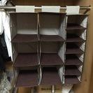 ニトリ 吊り収納ボックス 3個