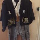男の子用袴ロンパース・サイズ90