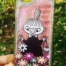 ムーミン リトルミィ iPhoneケース