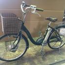 電動ハイブリッド自転車(エナクル)
