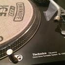 DJセット ターンテーブル2台 ミキサー