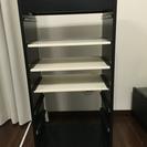 【値下げ‼️】IKEA トロファストフレーム 黒