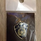 ☆新品☆ 千葉県警察エンブレム型ピンバッジ