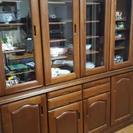 食器棚 大川家具