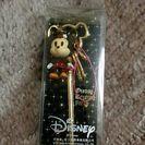 未使用☆Disney Keyring strap ミニーマウス
