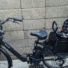 【再値下げです】2016年型電動自転車  ほぼ新品