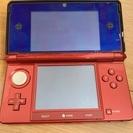 【値下げ】Nintendo3DS本体メタリックレッド
