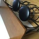 カウンターテーブル・椅子セット