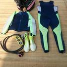 スキューバダイビング スーツ BC