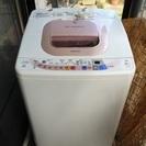 【日立】洗濯機白い約束NW-8EX_62L 【取りにこれる方限定】