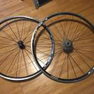 「売約済み」ロードバイクホイール shimano WH-R500