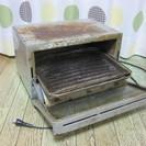 オーブントースター差し上げます。