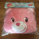 【新品・未使用】care bear湯たんぽ
