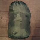 ★☆新小岩手渡し限定!キャンプ用の寝袋と首枕のセット