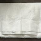 KEYUKAの白いレースカーテン