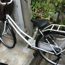 26インチ ポムポムプリン自転車