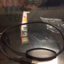 携帯の充電 USB