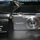 デジカメ パナソニック lumix fx40 売ります。
