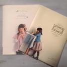 【洋裁本】女の子の実物大型紙付き2冊セット