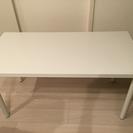 IKEA 白ダイニングテーブル 美品
