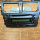 「美品」ラクティス純正 CD 86120-52A90 未使用 オーディオ