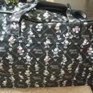 ミニーちゃんの旅行バッグ