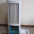 「値下げです」 テクノス 冷風扇スリムタイプ 美品!