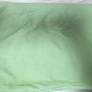 フリース毛布(ダブルサイズ:140×190)グリーン お譲りします!