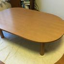 【無印良品】テーブル(こたつ)