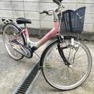 パナソニック 子供自転車 24インチ