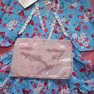 定価4212円新品タグ付き☆レースの可愛いセパレート浴衣👘