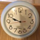 QUARTZ 壁掛け時計