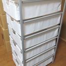 大容量6段収納シェルフ・チェスト/IKEA・ANTONIUS(アン...