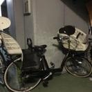 3人乗り自転車!