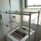 洗濯機ラック ランドリー収納