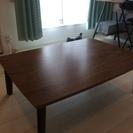 1年中使えるこたつテーブル100×70