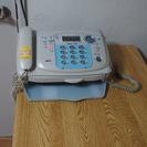 FAX機能付き留守番電話(親機のみ)