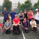 8/17、笠松町緑地公園でテニスしませんか