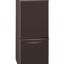 冷蔵庫(2ドア/138ℓ/1〜2人暮らしに便利)