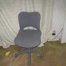 スチール製椅子です。