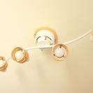 【渋谷区】4連の照明器具【手渡し】